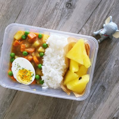 Quick & Easy Japanese Curry Rice (ELB)