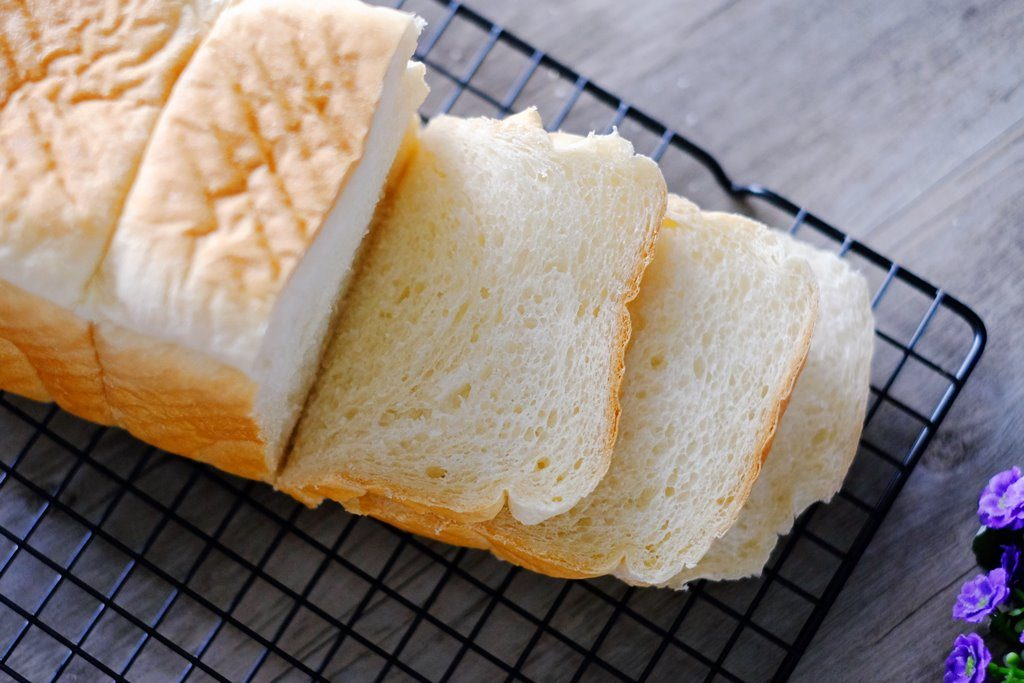 Rice Flour Loaf Bread