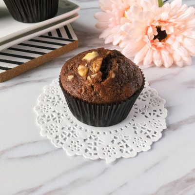 Coffee Banana Muffins 咖啡香蕉马芬