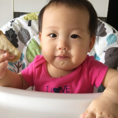 Weaning Baby at 6 Months