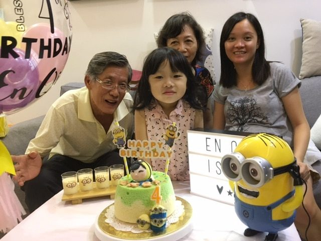 EQ's Minion 4th Birthday Party