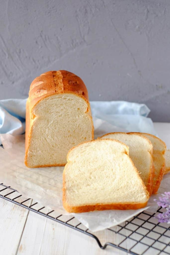 Yogurt White Loaf Bread